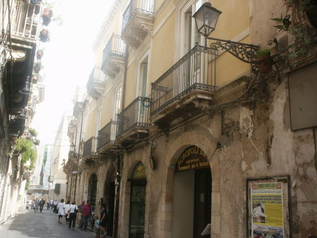 Bed and breakfast acropoli siracusa centro storico for Siracusa b b